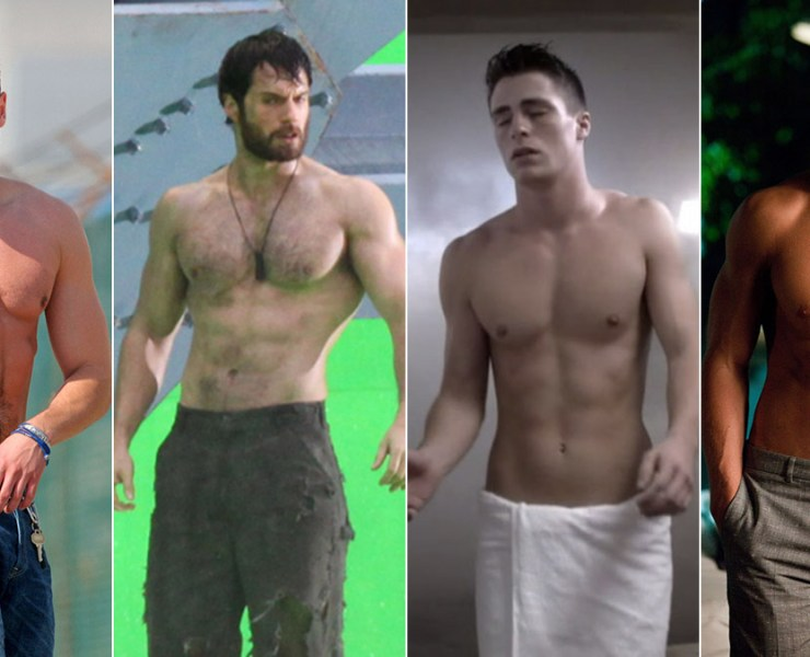 2011 Shirtless Male Celebrity Photo Roundup