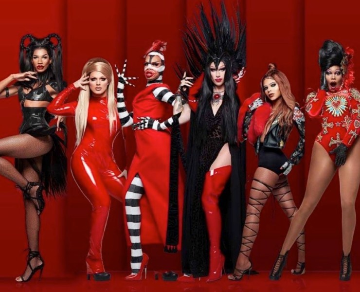 RuPauls Drag Race - Las Vegas Revue