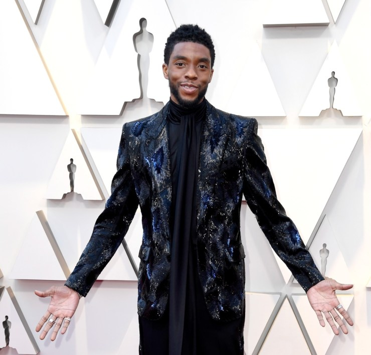 Chadwick Boseman 91st Annual Academy Awards - Arrivals
