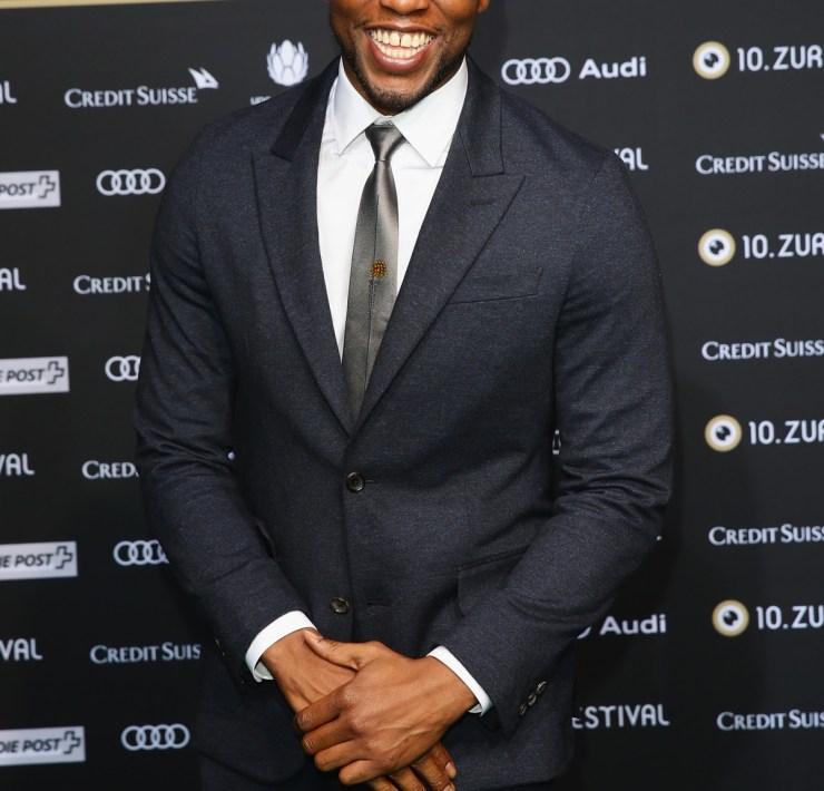 Chadwick Boseman 'Get On Up' Opening Film - Zurich Film Festival 2014