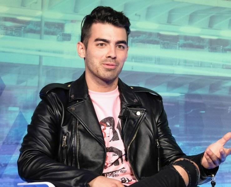 Joe Jonas Advertising Week New York 2016 - Day 1