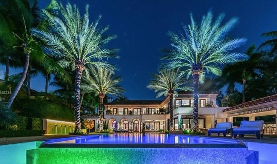Jennifer Lopez and Alex Rodriguez Purchase $40 Million Miami Estate