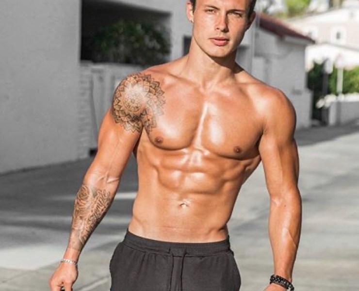 Model Marco Jimenez