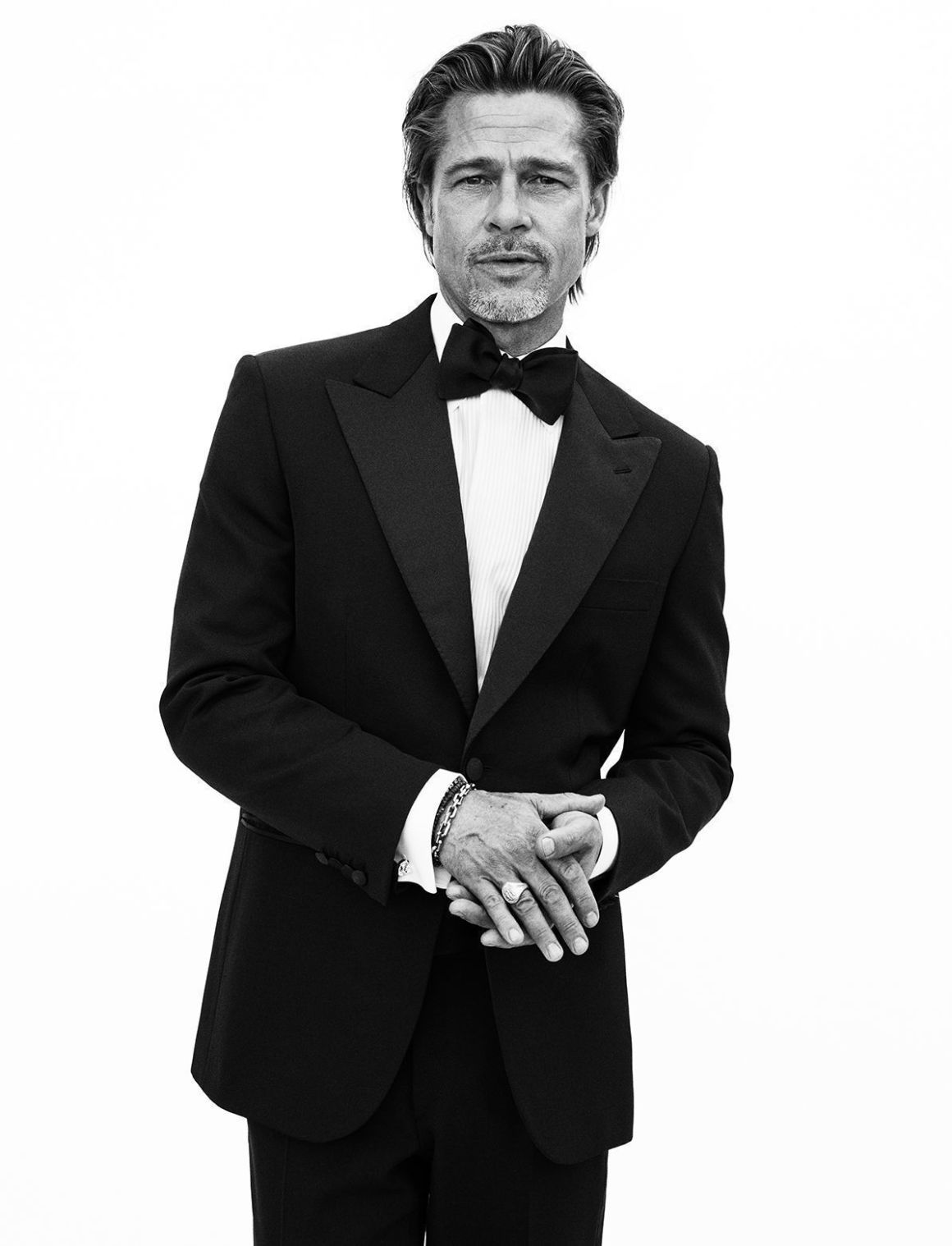 Brad Pitt's Looking As Handsome As Ever in New Brioni Campaign