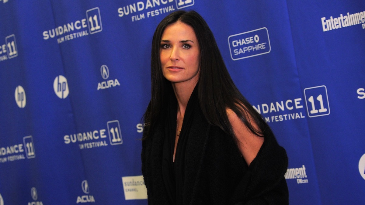 "Demi Moore ""Another Happy Day"" Premiere - 2011 Sundance Film Festival"
