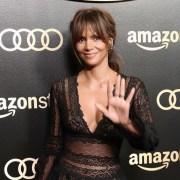 Halle Berry Amazon Studios Golden Globes Celebration - Arrivals