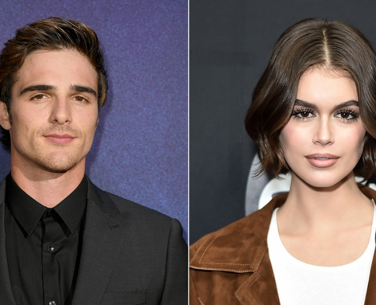 Jacob Elordi and Kaia Gerber