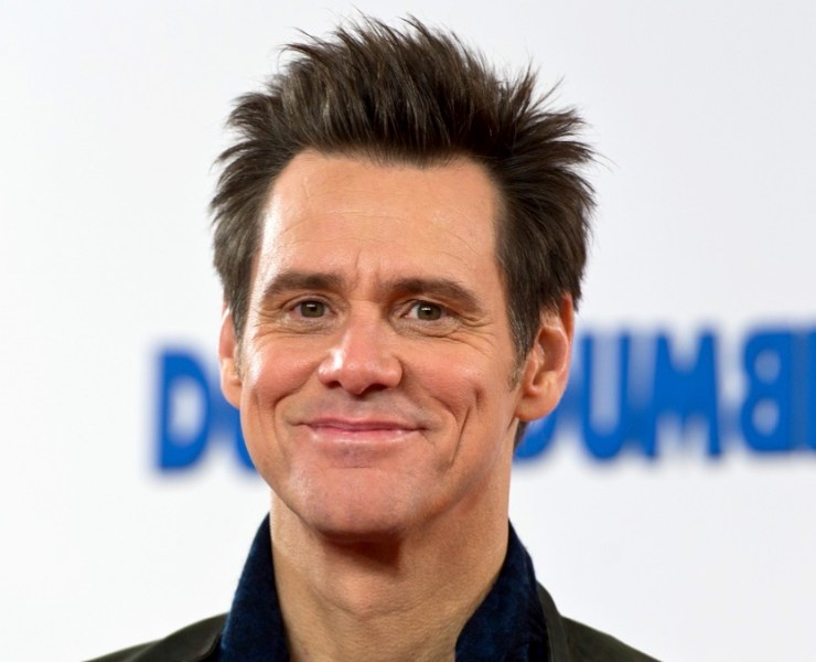 """Jim Carrey """"Dumb And Dumber To"""" - Photocall"""