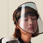 Louis Vuitton Face Shield