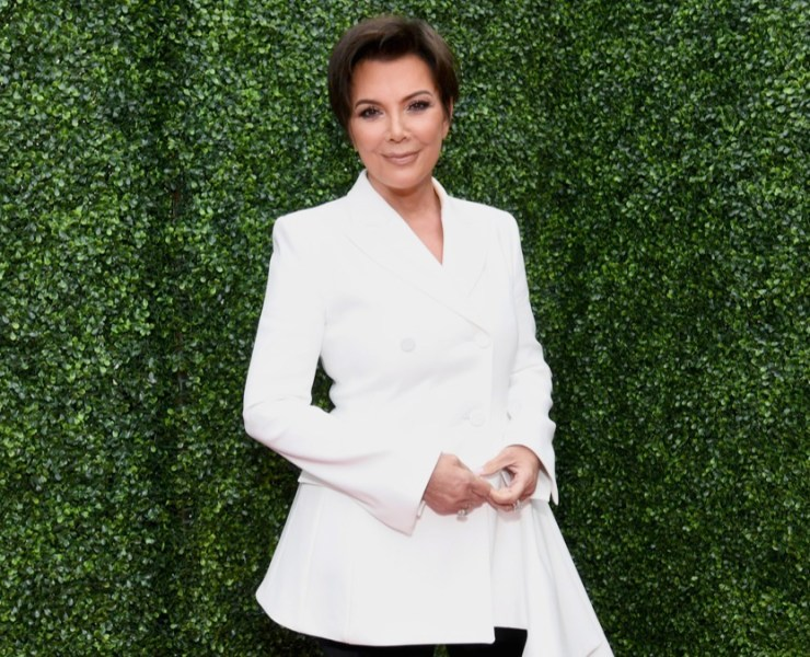 Kris Jenner 2018 MTV Movie And TV Awards - Red Carpet