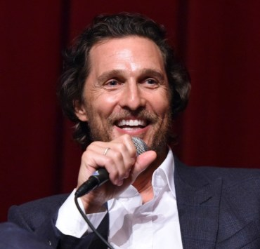"""Matthew McConaughey TWC-Dimension Celebrates The Cast And Filmmakers Of """"Gold"""""""