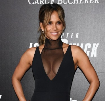 "Halle Berry ""John Wick: Chapter 3"" World Premiere"