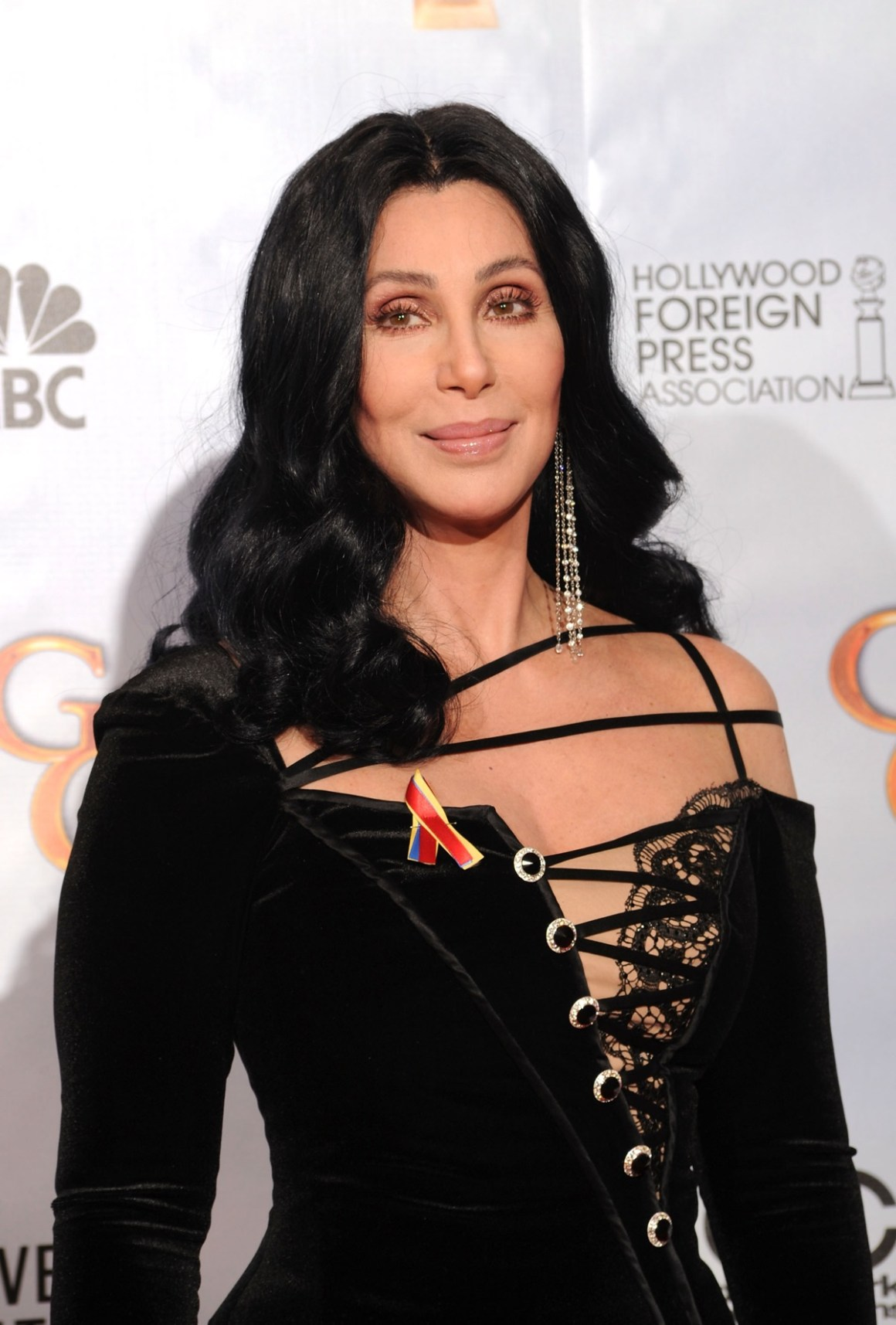 Cher 67th Annual Golden Globe Awards - Press Room