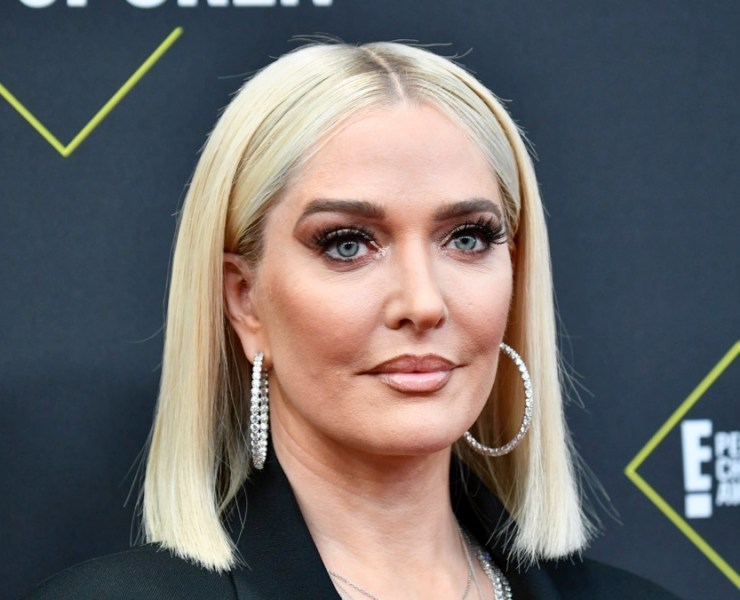 Erika Jayne 2019 E! People's Choice Awards - Arrivals
