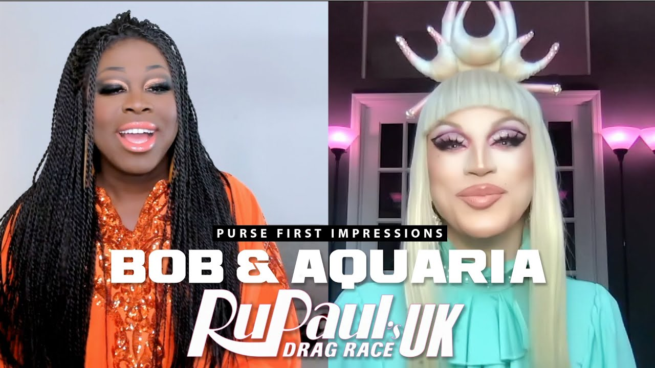 Bob the Drag Queen and Aquaria