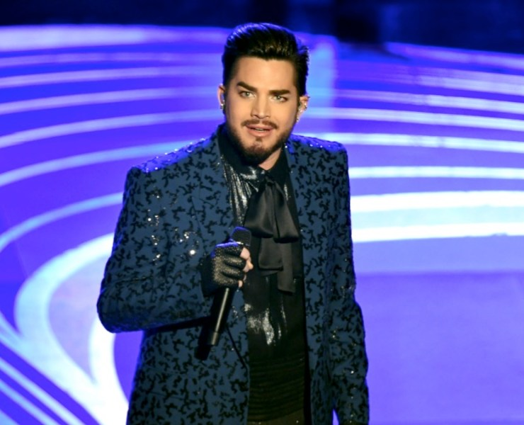 Adam Lambert 91st Annual Academy Awards - Show