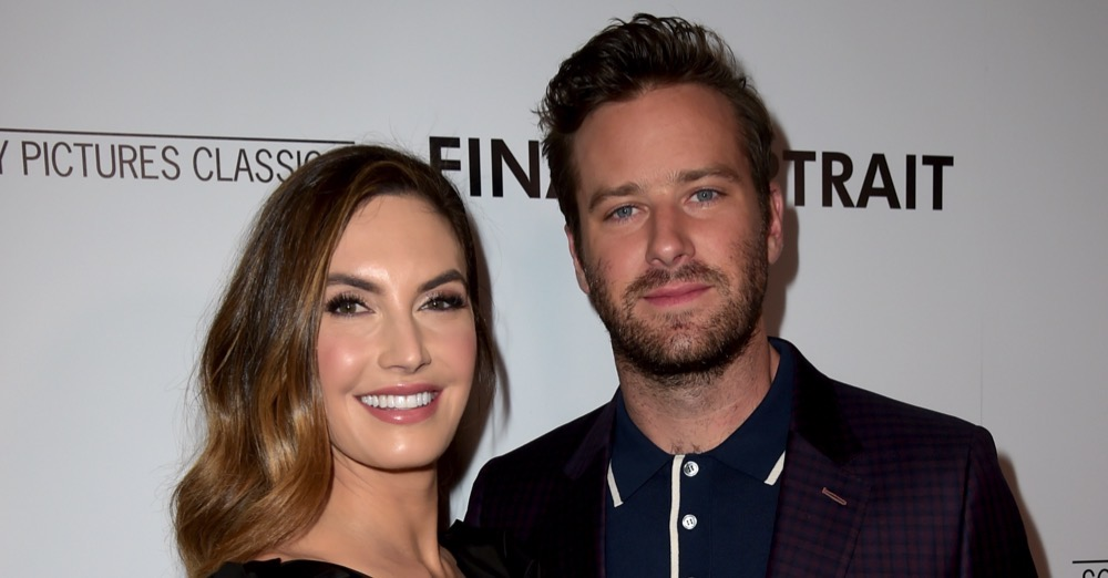 """Elizabeth Chambers and Armie Hammer Premiere Of Sony Pictures Classics' """"Final Portrait"""" - Red Carpet"""