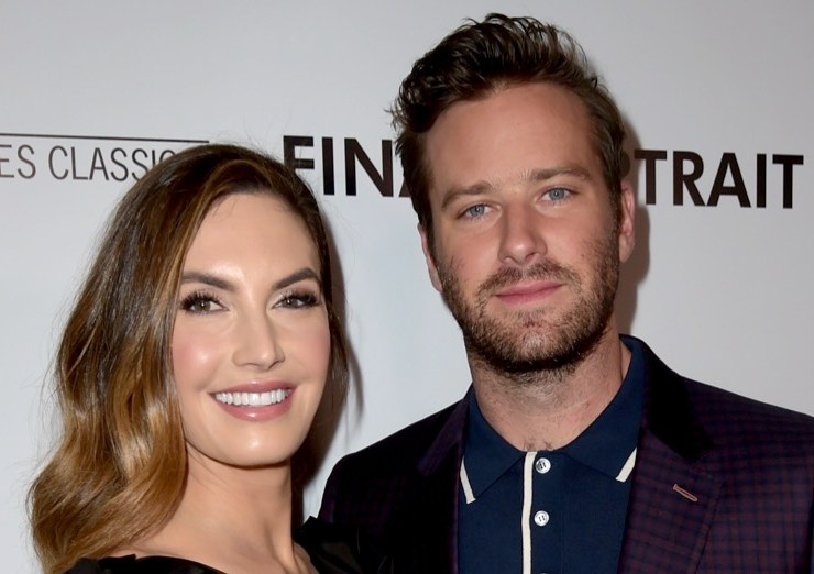 "Elizabeth Chambers and Armie Hammer Premiere Of Sony Pictures Classics' ""Final Portrait"" - Red Carpet"
