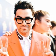 Dan Levy 2019 MTV Movie And TV Awards - Red Carpet
