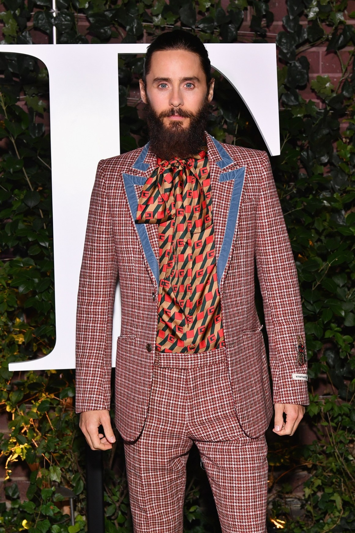 Jared Leto The Business Of Fashion Celebrates The #BoF500 At Public Hotel New York - Arrivals