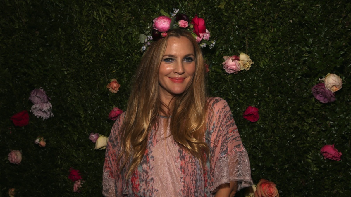 Drew Barrymore 3rd Annual Beautycon Festival New York