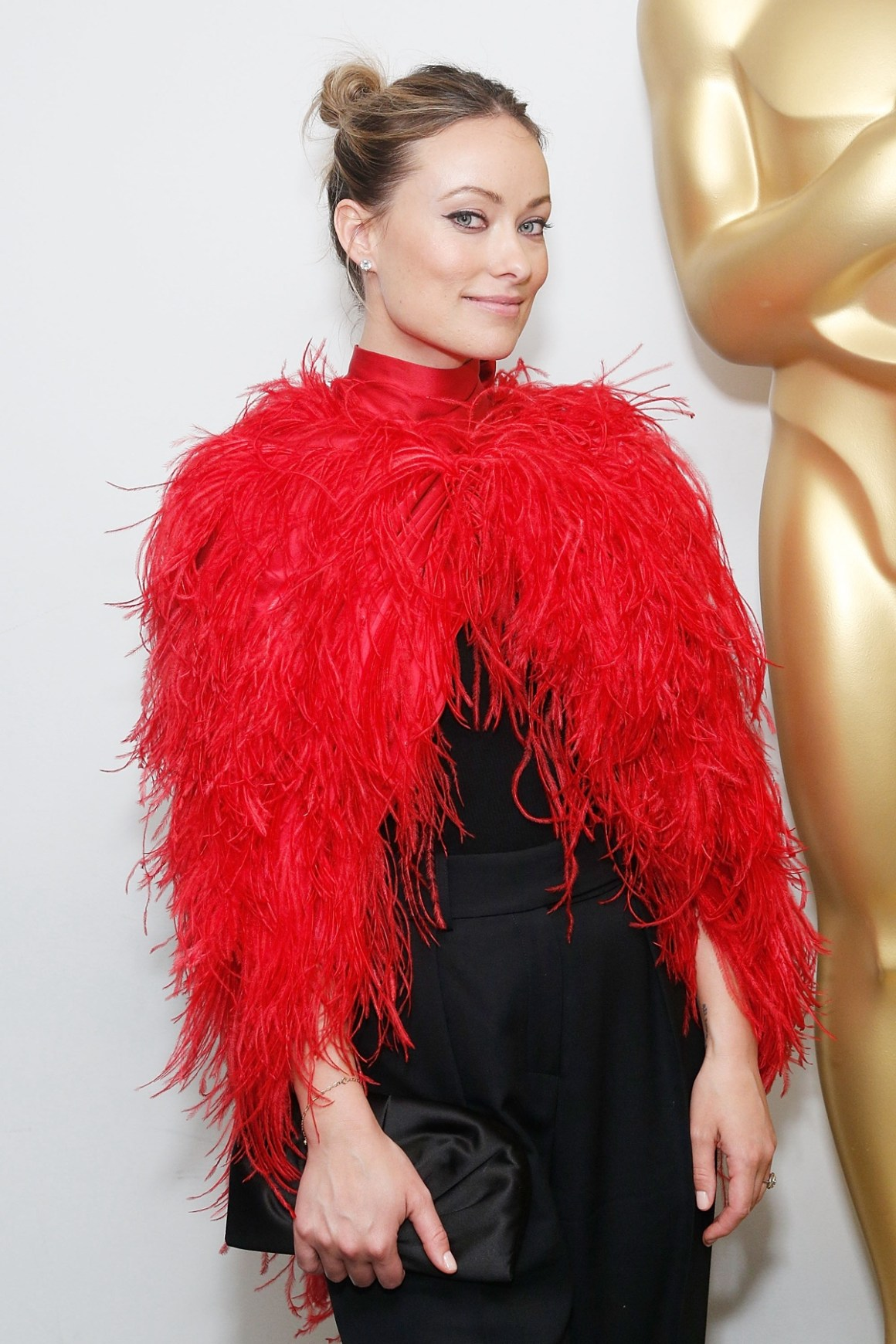 Olivia Wilde The Academy Of Motion Picture Arts & Sciences Hosts An Official Academy Screening Of Booksmart