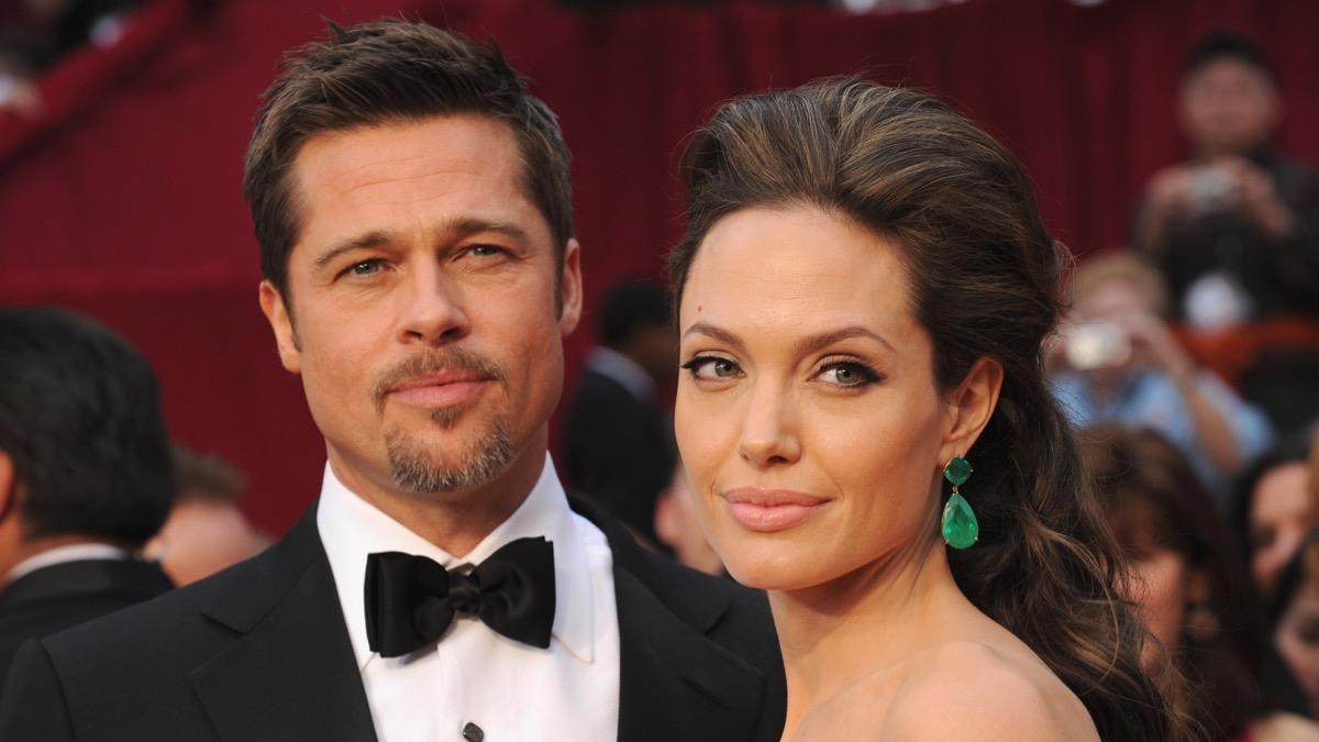 Leaked angelina jolie Angelina Jolie