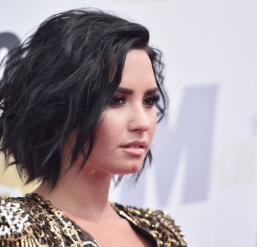 Demi Lovato KIIS FM's Wango Tango 2016 - Red Carpet