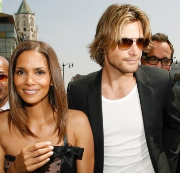 Halle Berry and Gabriel Aubry Halle Berry Honored With A Star On The Hollywood Walk Of Fame
