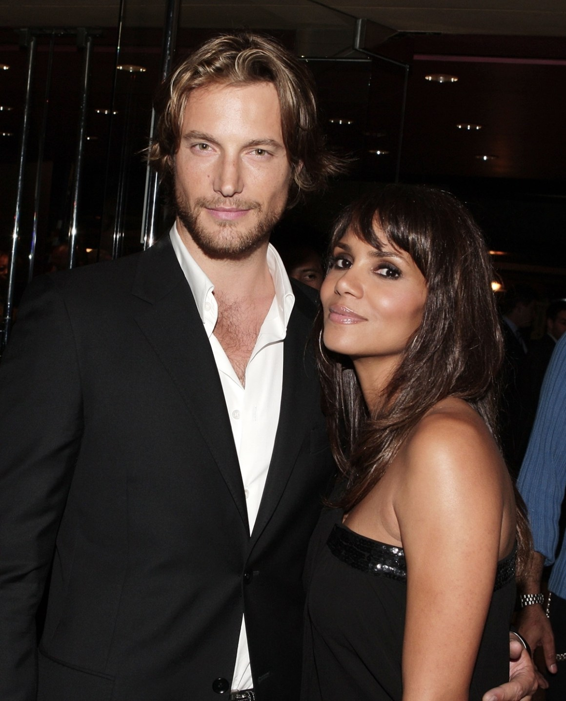 """Halle Berry and Gabriel Aubry Premiere of DreamWorks' """"Things We Lost in the Fire"""" - Afterparty"""