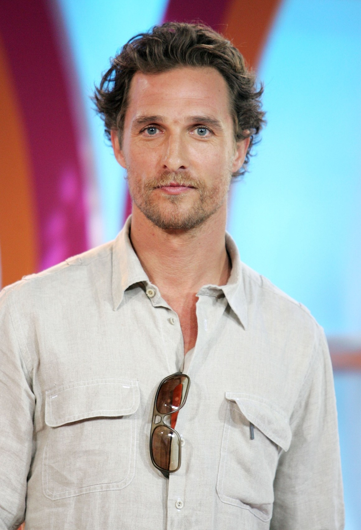 MTV TRL With Matthew McConaughey And The Barkers