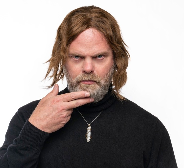 Rainn Wilson on Dark Air with Terry Carnation