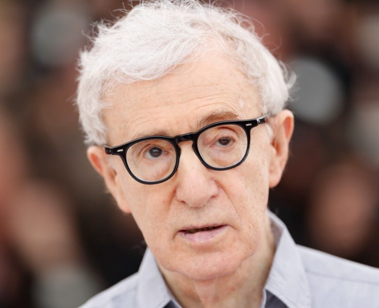 "Woody Allen ""Cafe Society"" Photocall - The 69th Annual Cannes Film Festival"