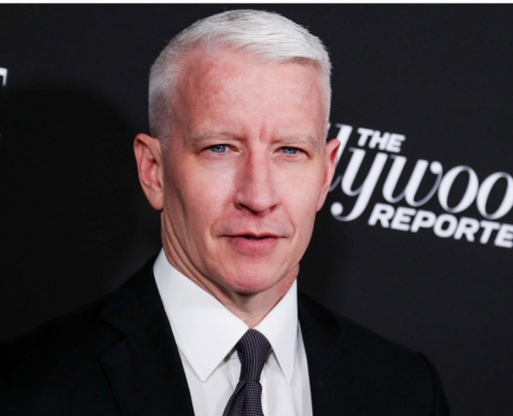 Anderson Cooper Sean Penn J/P HRO Gala Benefiting J/P Haitian Relief Organization And A Coalition Of Disaster Relief Organizations - Arrivals