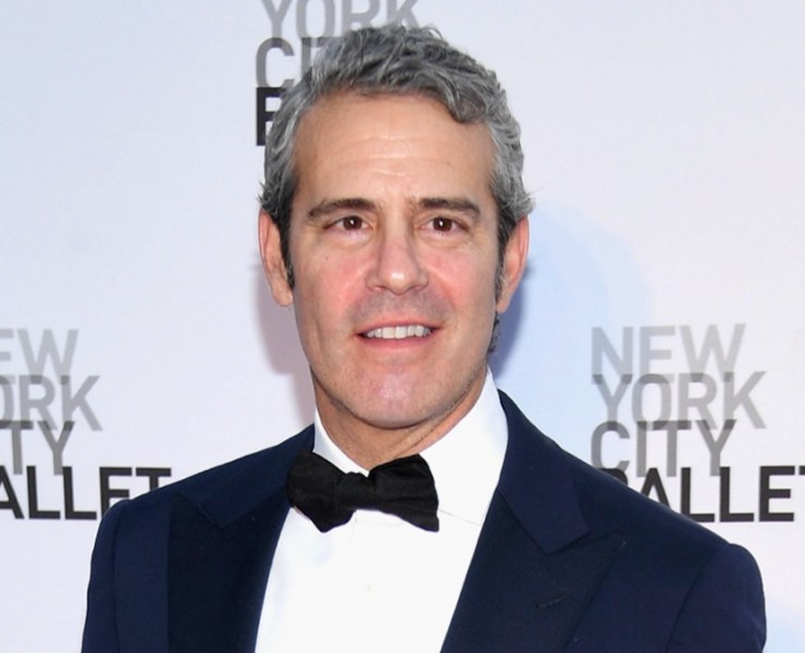 Andy Cohen New York City Ballet's 2017 Fall Fashion Gala