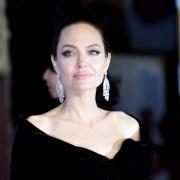 Angelina Jolie EE British Academy Film Awards - Red Carpet Arrivals