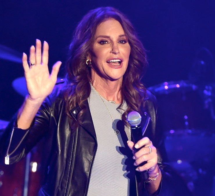 Caitlyn Jenner Attends Culture Club Performance At The Greek Theatre