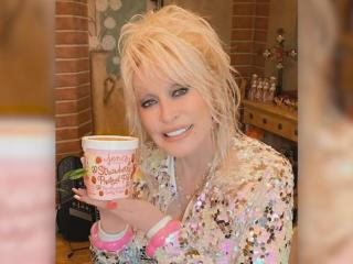 Dolly Parton ice cream