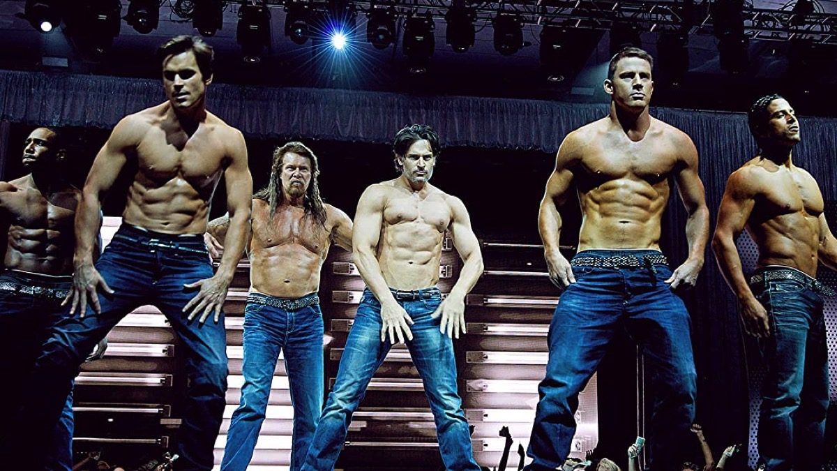 The Real Magic Mike competition series will be grinding its way into your homes 1