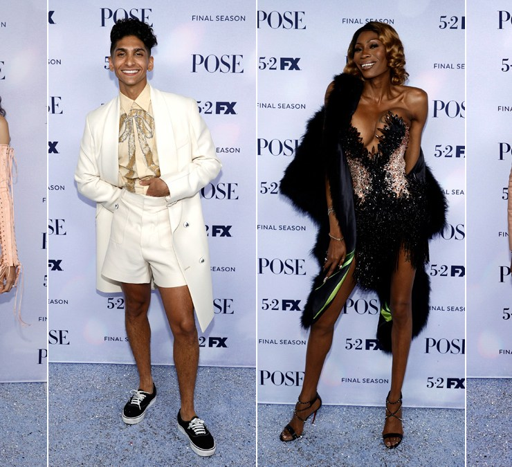 "FX's ""Pose"" Season 3 New York Premiere"