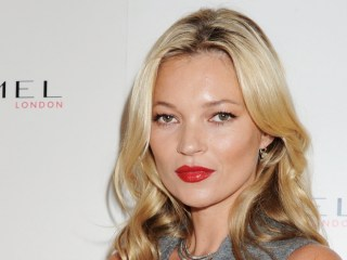 Kate Moss Presents Her First Personally Designed Lipstick Collection For Rimmel - Photocall