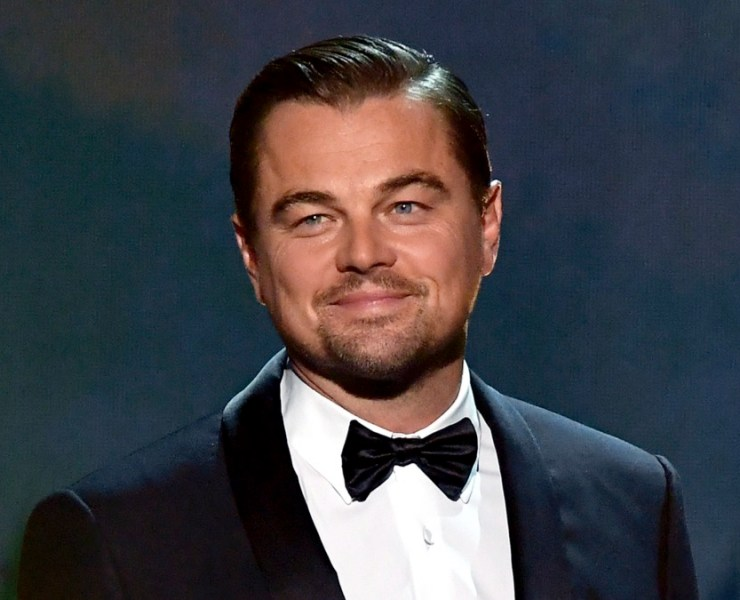 Leonardo DiCaprio 26th Annual Screen ActorsGuild Awards - Inside