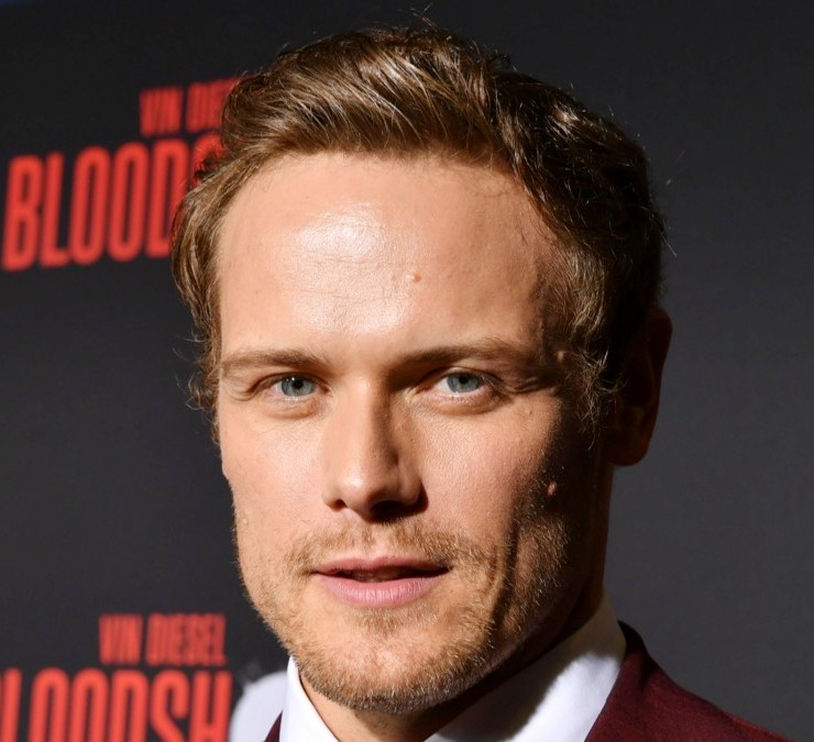 "Sam Heughan Premiere Of Sony Pictures' ""Bloodshot"" - Red Carpet"