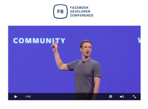 Why Small Business Owners Should Care About Facebook F8 2016