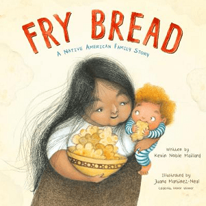 Fry Bread book image link to Powells.com
