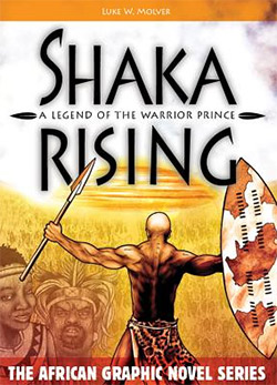 Shaka Rising book cover link to Powells.com