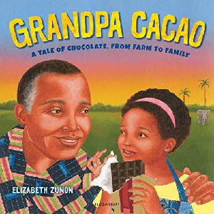 link to Powell's books for Grandpa Cacao