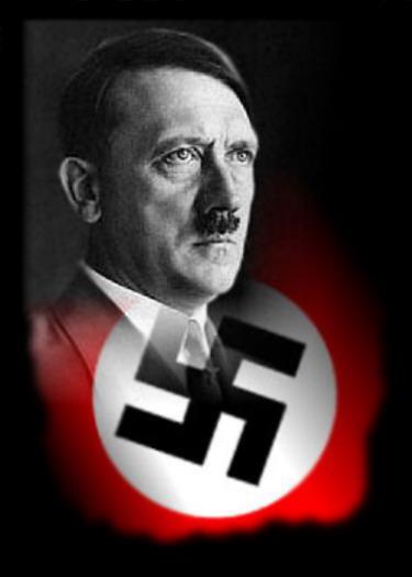 Hitler började inte som Nazist - Mobilinlägg