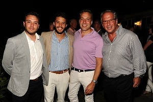 Guerillmo Orozco, Carlos Orozco,Thom Felicia, Neal Sroka