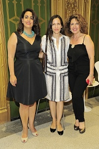 Stephanie Manasseh, Rozalia Jovanovic, Maria van Vlodrop